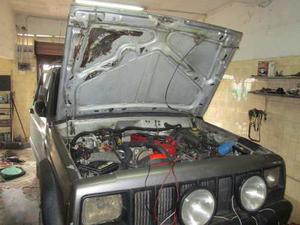 Cableado E Inyección Electrónica Jeep Cherokee