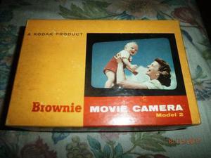 Camara Filmadora De Coleccion Antigua Marca Kodak