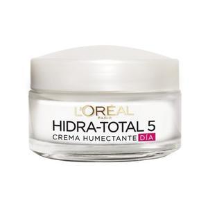 Loreal Hidrototal 5 Crema Humectante Dia Omega Ceramida Uv