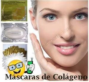 Máscara De Colageno Labios Mascarilla Hidratación Arrugas
