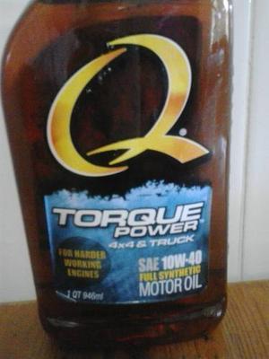 Aceite Full Sintetico Quaker State 10w30 Y 10w40 Hecho E Usa