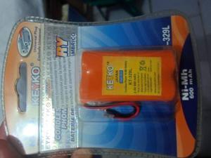 Bateria Recargable Para Telefono Inalambrico 2.4v mah
