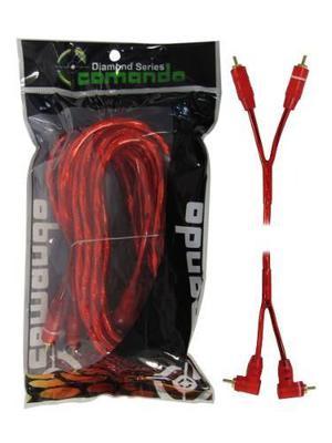 Cable Rca Ds18 De 6 Metros Mod. Rca20ft