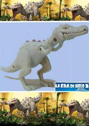 Dinosaurio Rudy De La Era Del Hielo Original Fox