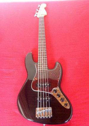 Fender Jazz Bass Deluxe 5 Cuerdas Mx