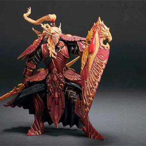 Figura Quin'thalan Sunfire De World Of Warcraft Dc Unlimited