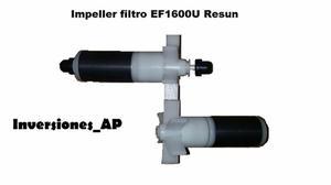 Impeller De Repuesto Para Filtro Resun Efu Y Ae808