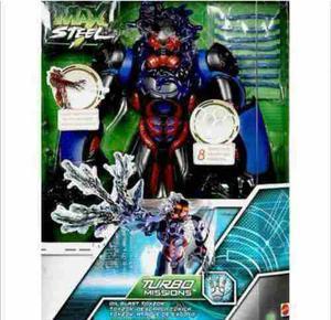 Max Steel Turbo Mission Torxon