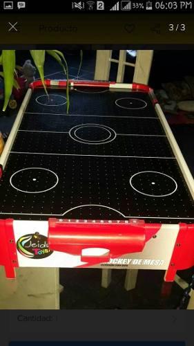 Mesa De Juego Grande Hockey