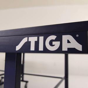 Mesa De Ping Pong Stiga Classic Roller.