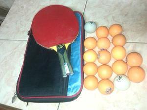 Raqueta De Ping Pong Giant Dragon 7 Estrellas