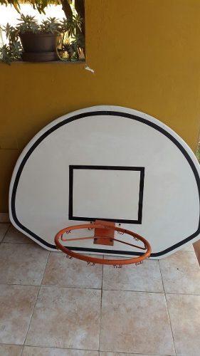 Tablero De Basket Ball En Fibra De Vidrio
