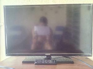 Tv Samsung De 32 Como Nueva. + Planta Amplificadora + Corne
