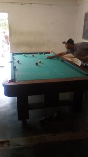 Vendo O Cambio Mesa De Pool Buen Estado