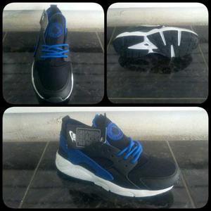 Zapatos Nike Huarache Deportivos Para Caballero Nueva Colecc