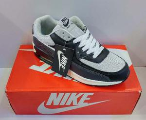 Zpt Nike Air Max 90. Tallas . Gris/ Negro. 4 Modelos.