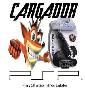 Cargador De Carro Sony Psp