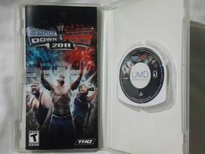 Juego De Psp Original De Wwe Smackdown Vs Raw  (Nuevo)