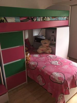 Juego Dormitorio Para Niña