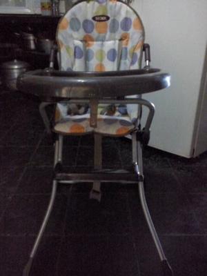 Silla De Comer De Bebe Marca Stork