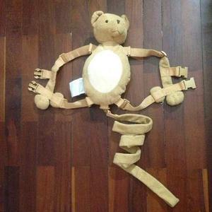 Arnés (pechera) Para Niños De Osito Marca Goldbug