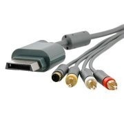Cable De Audio Y Video Para Wii