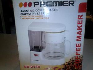 Cafetera Electrica Premier En Oferta