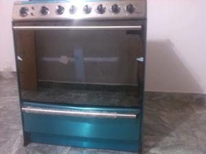 Cocina frigilux riham 5 hornillas horno posot class for Cocina 06 hornillas