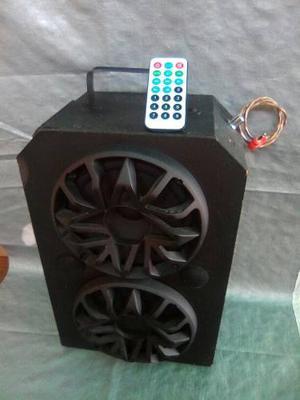 Corneta Amplificada 6 30w Fm,sd,usb, Bluetooth.