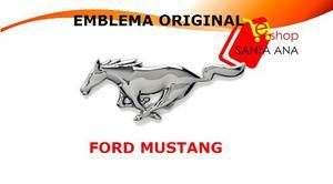 Emblema Original Ford Mustang Caballo