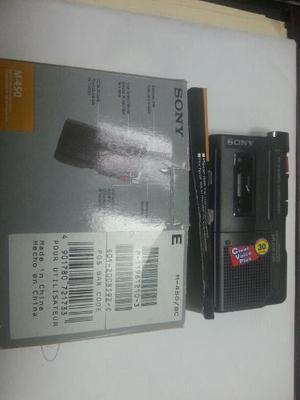 Grabadora De Cassette Sony