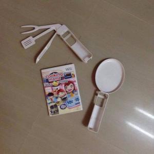 Juegos De Nintendo Wii Con Sus Accesorios.