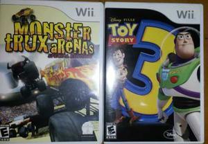Juegos Originales Para Nintendo Wii - Usados