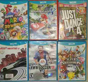 Juegos Originales Para Wii U