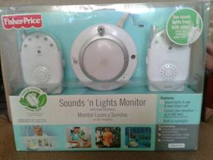 Monitor Luces Y Sonidos Marca Fisher Price