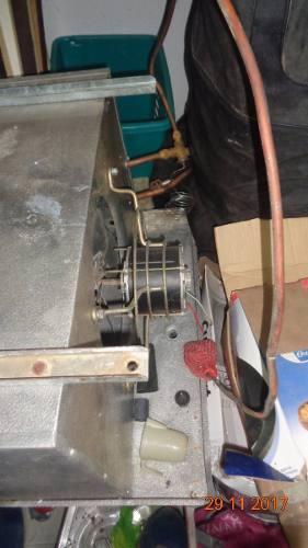 Motor Copeland De Cava Cuarto 2 Caballos Con Difusor