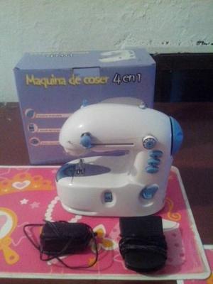 Máquina De Coser 4 En 1