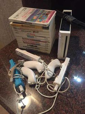 Nintendo Wii Original Sin Chipear Usado Perfecto Estado