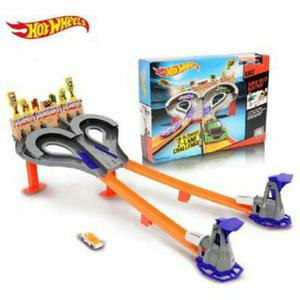 Pista Hot Wheels Carrera Super Explosiva Mattel Original