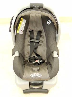 Porta Bebé Graco Con Base De Asiento Para Carro Poco Uso