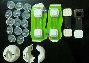 Set De Seguridad Para Bebes
