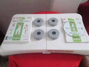 Tabla Wii Fit Para Nintendo Wii Con Juego Original Incluido
