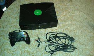 Xbox Clasico En Buen Estado Con 100 Juegos