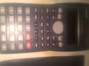 Calculadora Cientifica Casio Fx 82ms Usada Esta Perfecta