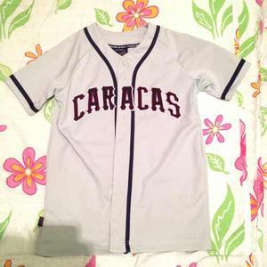 Camisa De Los Leones Del Caracas 100% Original
