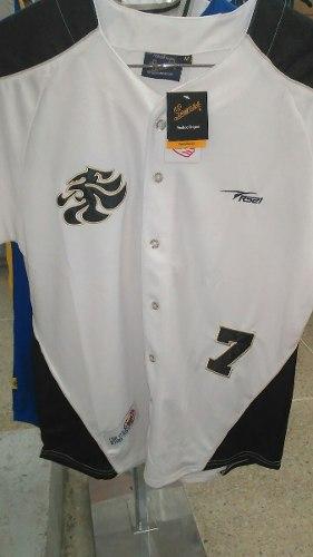 Camisa Leones Del Caracas Blanca