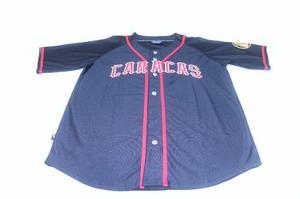 Camisa Leones Del Caracas Talla Xl (original)
