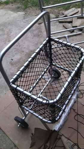Carro De Pelotas Para Beisbol Y Tenis.reymont.mex.tl
