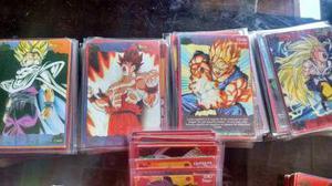 Cartas De Dragon Ball Coleccionables