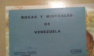 Coleccion De Rocas Y Minerales De Venezuela